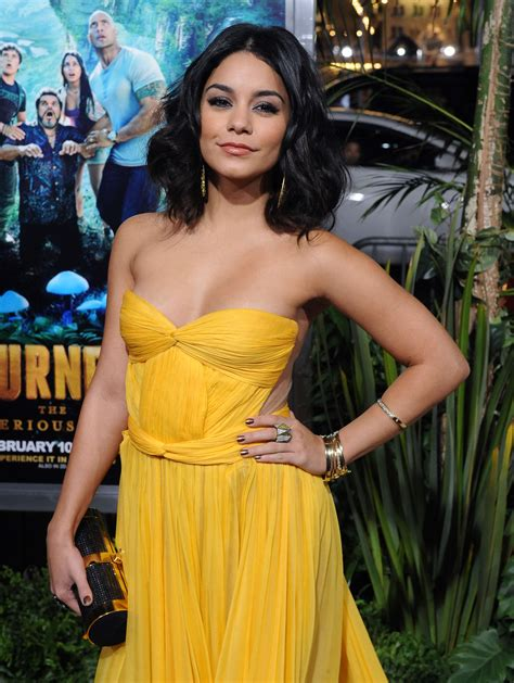 actress name of journey to the mysterious island vanessa hudgens cleavage at the journey 2 mysterious