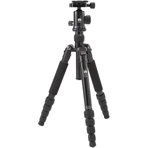 sirui t 1005x 5 section aluminum tripod sirui t 1005x aluminum tripod with e 10 ball head