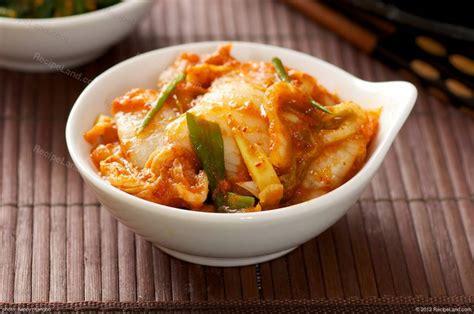 easy kimchi recipe recipelandcom