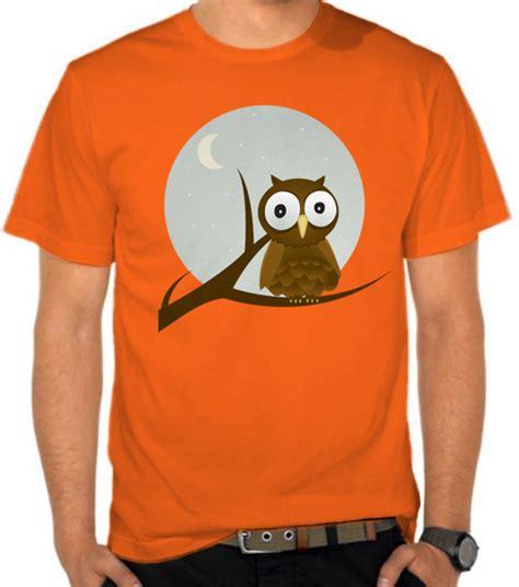 Kaos Burung Bird Fp162 1 jual kaos owl burung satubaju