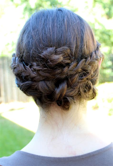 different hair styles with briad pinned up 30 stunning bridesmaid hairstyles