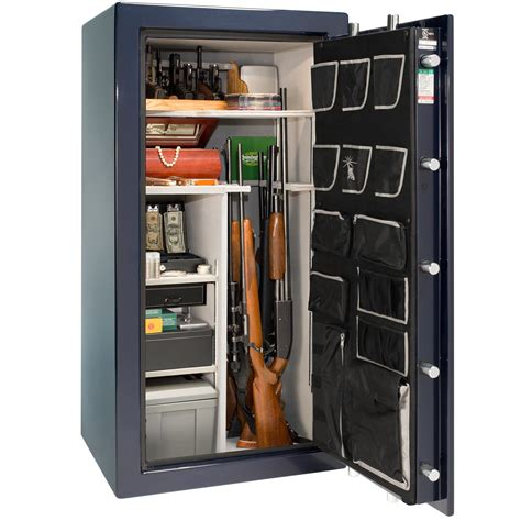 liberty safe lincoln liberty gun safe lx25 lincoln 24 gun safe scratch and