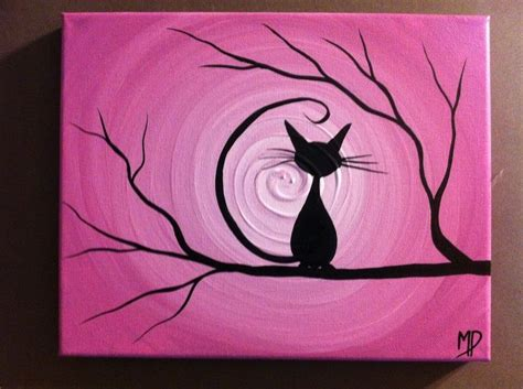 acrylic painting projects 20 easy canvas painting ideas http ekstrax
