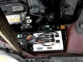 07 nissan altima fuse box engine engine compartment 3 5l 234429 ebay