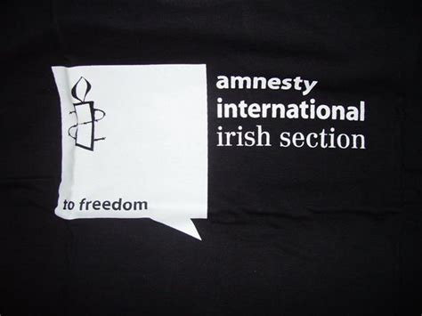 How Is Sectionalism Related To Freedom by Dcu Amnesty International