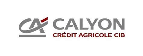 calyon bank calyon logo