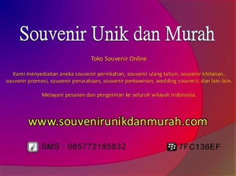tutorial souvenir unik souvenir pernikahan unik dan murah 085772185832