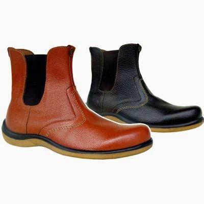 Kulitas Terbaik Sepatu Boot Pria Sepatu Outdoor Pria Nike Boot Impor jual grosir lock n lock product sepatu kerja kulit