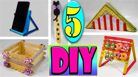 manualidades con paletas 5 ideas diy para hacer con palitos de helado f 225 cil y