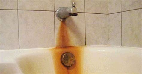 how to remove rust from bathroom light fixture how to remove rust from your tub