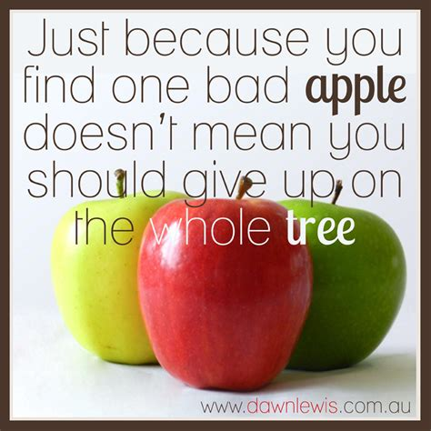 apple quotes quoteable bad apples cakeandenemy