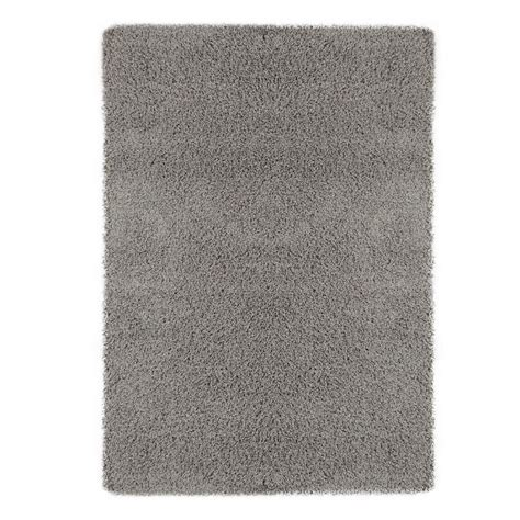 Solid Grey Area Rug Contemporary Solid Grey 5 Ft X 7 Ft Shag Area Rug Shg2763 5x7 The Home Depot