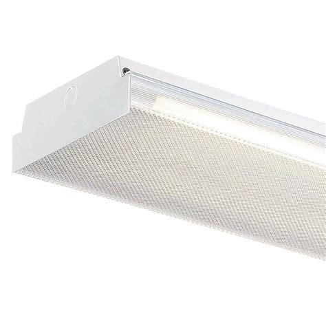 4 l t8 fixture 2x4 t8 light fixture iron blog