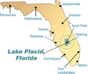 welcome to lake placid florida