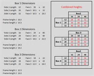 plyo box template diy plyo boxes bodybuilding forums