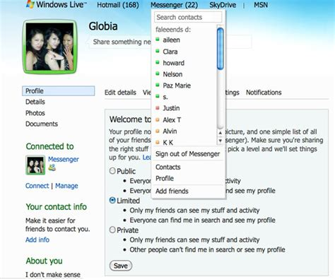 hotmail not mobile version hotmail messenger