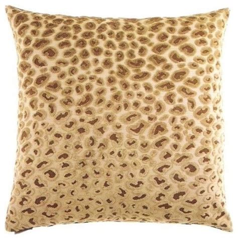 Animal Print Throw Pillows by 24 Quot X 24 Quot Cheetah Gold Animal Print Throw Pillow