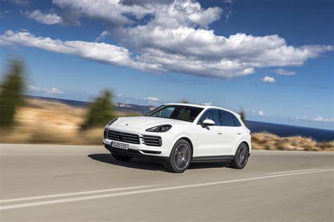 Der Neue Porsche Cayenne by Der Neue Porsche Cayenne Test Und Fahrbericht