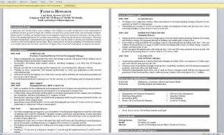 excellent cv templates exle of excellent cv format for cv resume