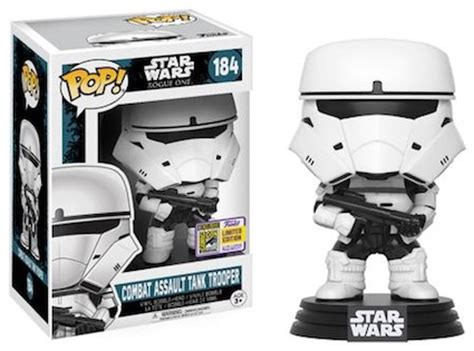 Nycc 2017 Funko Pop Chrome White Droid Wars Pop Prote funko pop wars rogue one checklist exclusives set