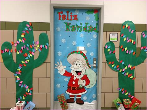 Fun steps office door christmas decorating ideas averycheerva com