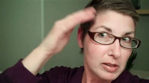post chemo hairstyles post chemo hair growth style youtube
