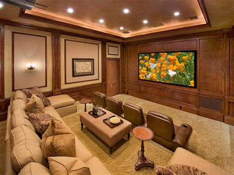 home theatre design on a budget media rooms and home theaters by budget home remodeling