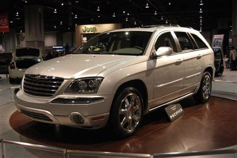 2005 chrysler pacifica value 2005 chrysler pacifica history pictures value auction
