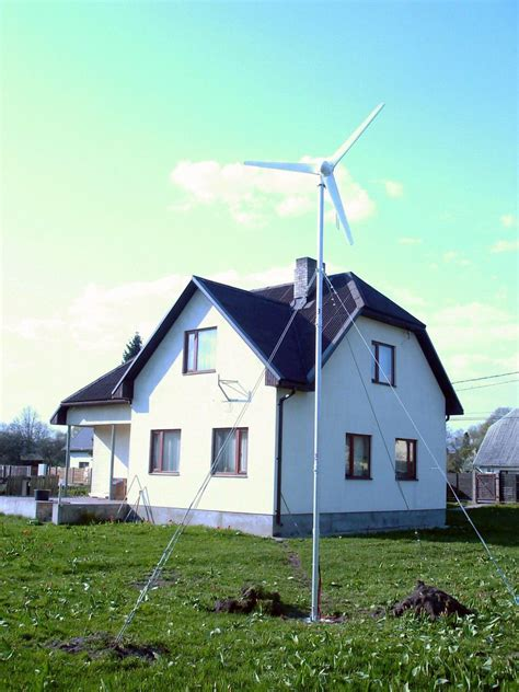 inspirational small wind turbines  home check