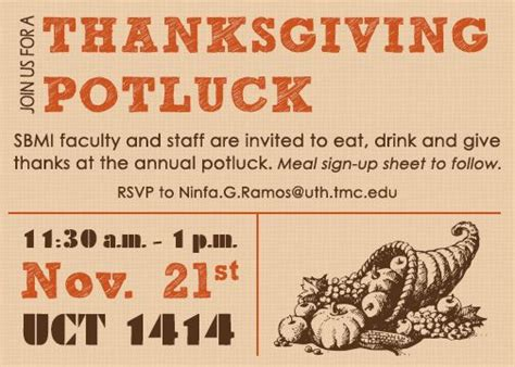potluck email template 1000 ideas about thanksgiving invitation on