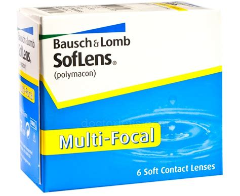 Softlens Of Water 1 soflens multifocal bausch lomb contact lenses