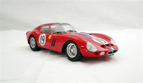 Ferrari 250 Gto by Ferrari 250 Gto 24 Hours Of Le Mans 1962 Scale Model Cars