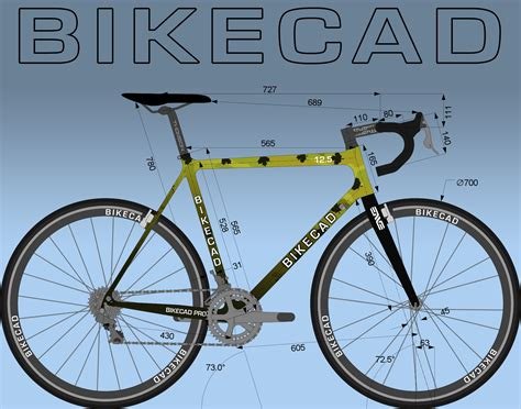 Create Blueprints Free Online by Www Bikecad Ca Bicycle Design Software