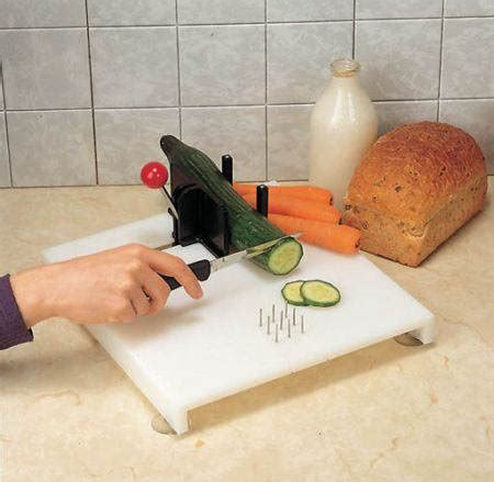 One Handed Kitchen Equipment by Fix One Handed Meal Preparation Board Elderstore