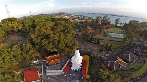 Ktm Resort Batam Island Kuan Yin Statue Picture Of Ktm Resort Batam Batam