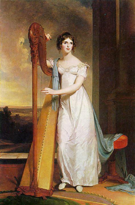 regency painting eliza ridgely