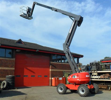 Cherry Picker Machine telescopic handlers cherrypickers acland plant hire
