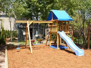 Outdoor play structures plans submited images