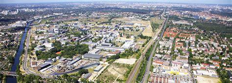 wohnungen adlershof der ort 220 berblick technologiezentrum berlin adlershof