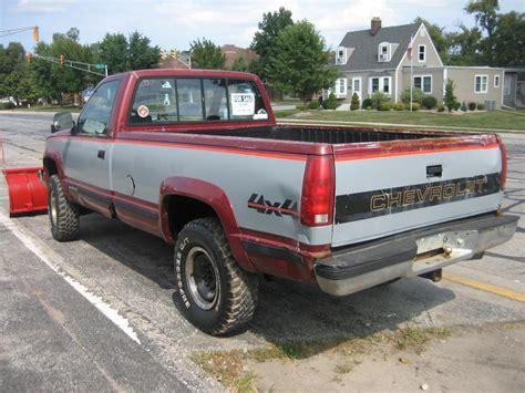cheap plow truck  sale   ton chevy plowsite