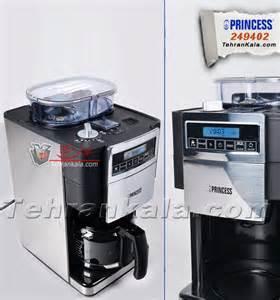 Princess Coffee Grinder Coffee Maker Grinder Deluxe 249402 Princess