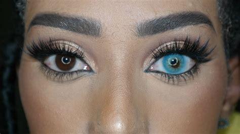 contact lense colors colored contact lenses review luminous naturel