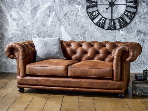 25 best ideas about distressed leather sofa on