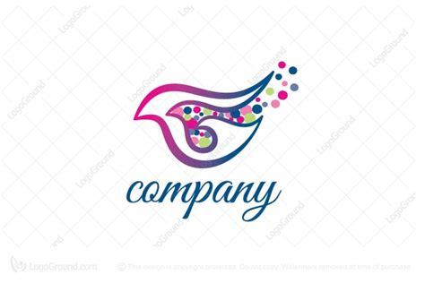 bird and eagle logos