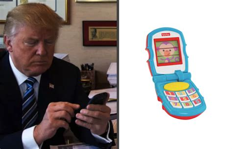 what phone does president trump use aides secretly replace trump s cell phone with toy phone