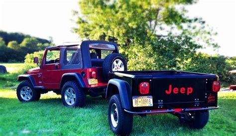 Jeep Trailer Dinoot Diy Jeep Trailer Kits Savage Cer