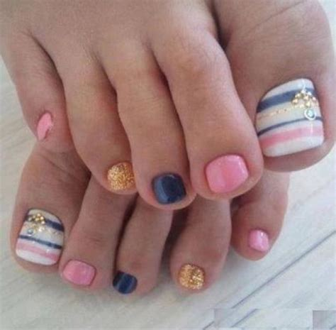 pattern toe nails like these toe nail designs and color sweety girl