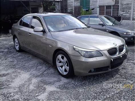 bmw 530i 2006 3 0 in selangor automatic sedan gold for rm 70 800 2372136 carlist my