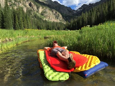 2017 s top sleeping pads for backpacking and cing
