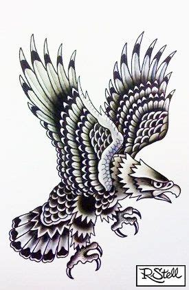 eagle tattoo flash traditional american eagle tattoo flash www pixshark com